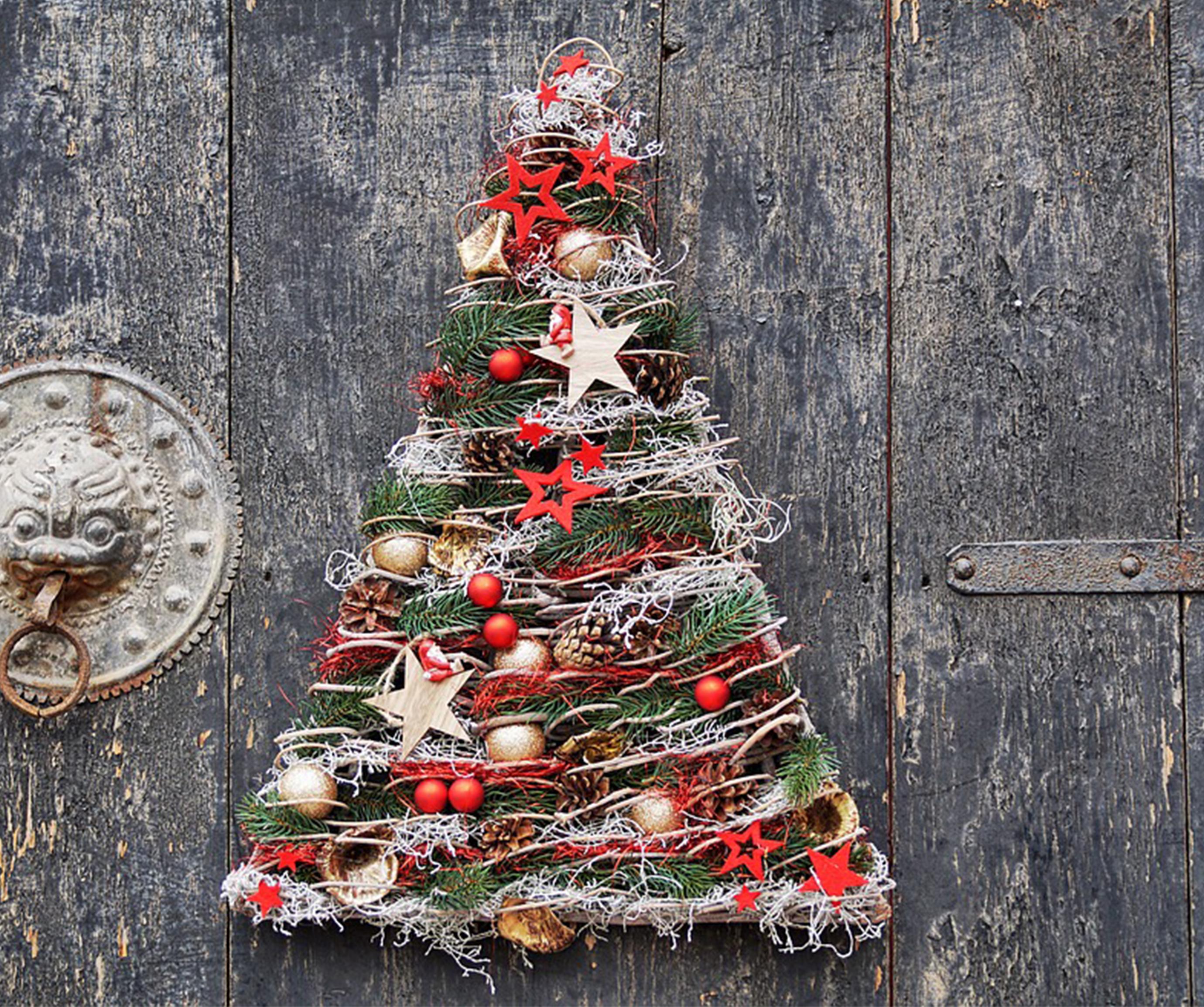 Veľkokrtíšsky vianočný stromček